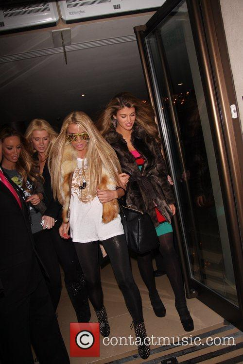 Katie Price and Lauren Pope 5