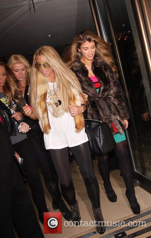 Katie Price and Lauren Pope 6