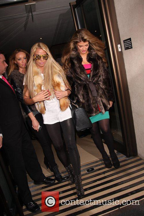 Katie Price and Lauren Pope 7
