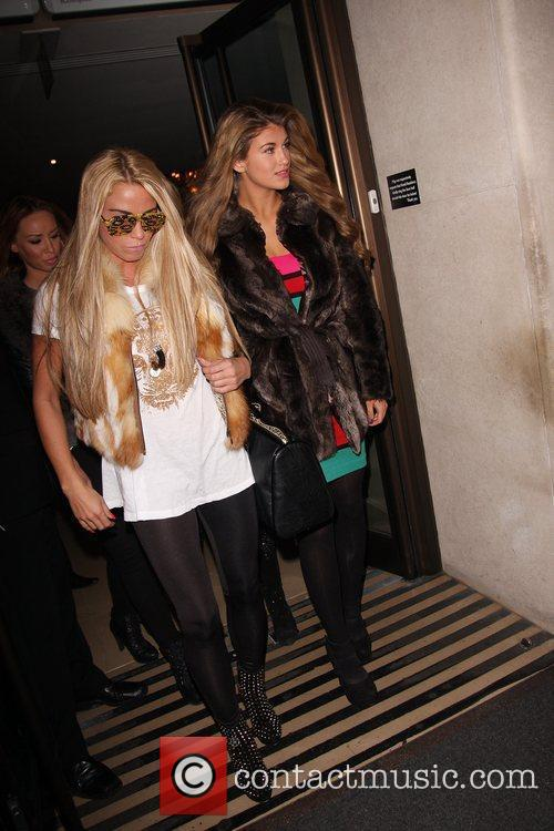 Katie Price and Lauren Pope 8
