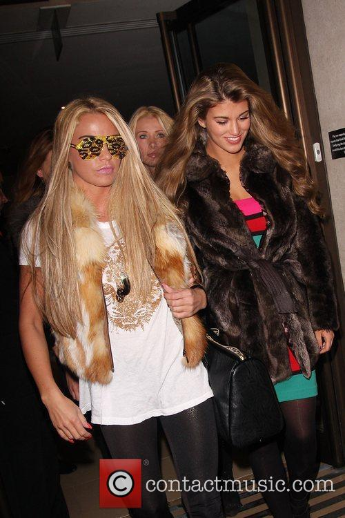 Katie Price and Lauren Pope 9