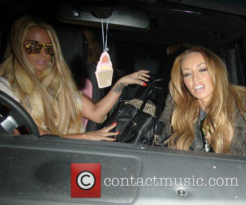 Katie Price and Lauren Pope 1