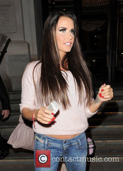 Katie Price, Jordan, X Factor and Rylan Clark's 24