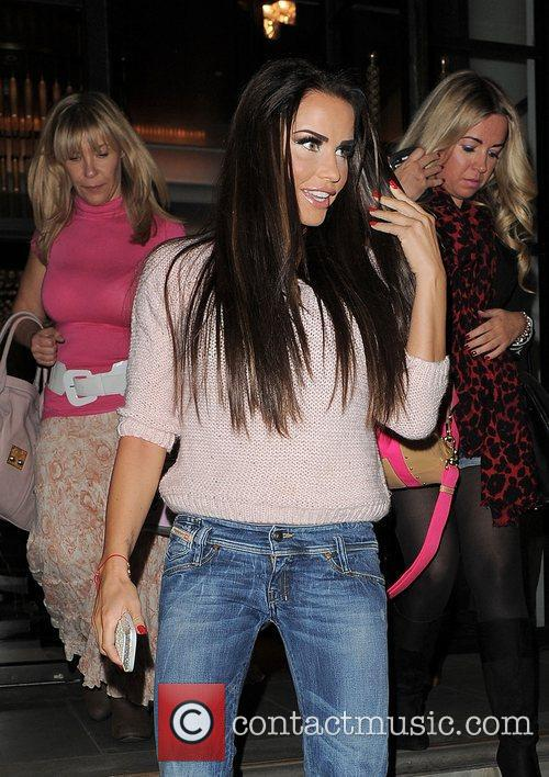 Katie Price, Jordan, X Factor and Rylan Clark's 18
