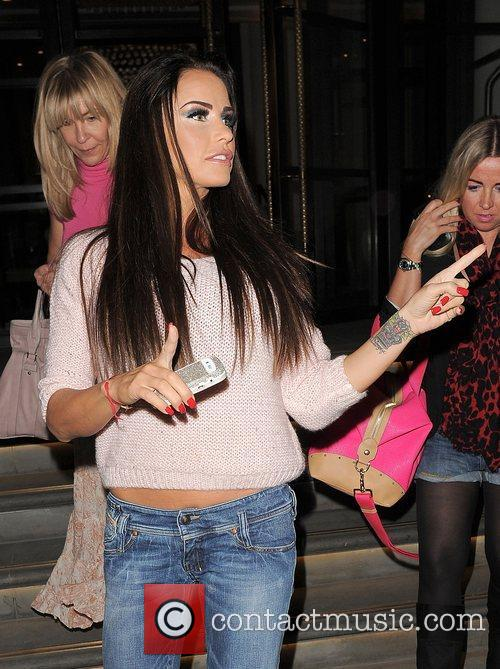 Katie Price, Jordan, X Factor and Rylan Clark's 22