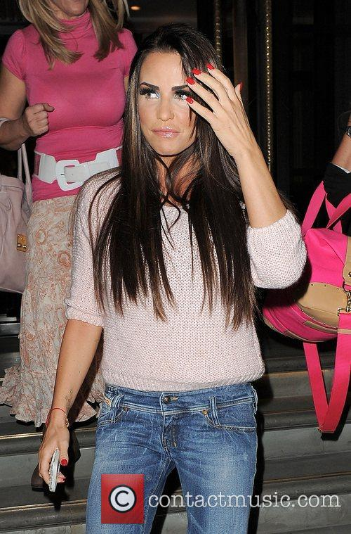 Katie Price, Jordan, X Factor and Rylan Clark's 3