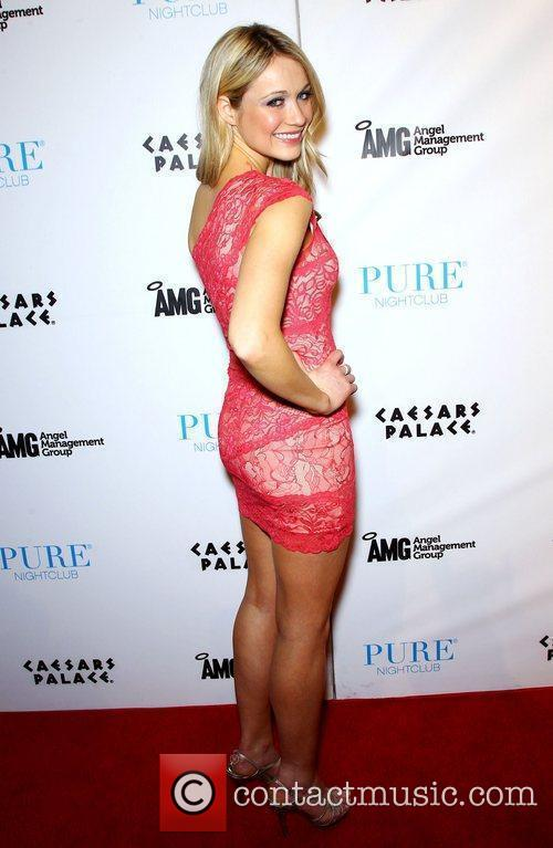 Katrina Bowden hosts a Seductive Soiree at Pure...