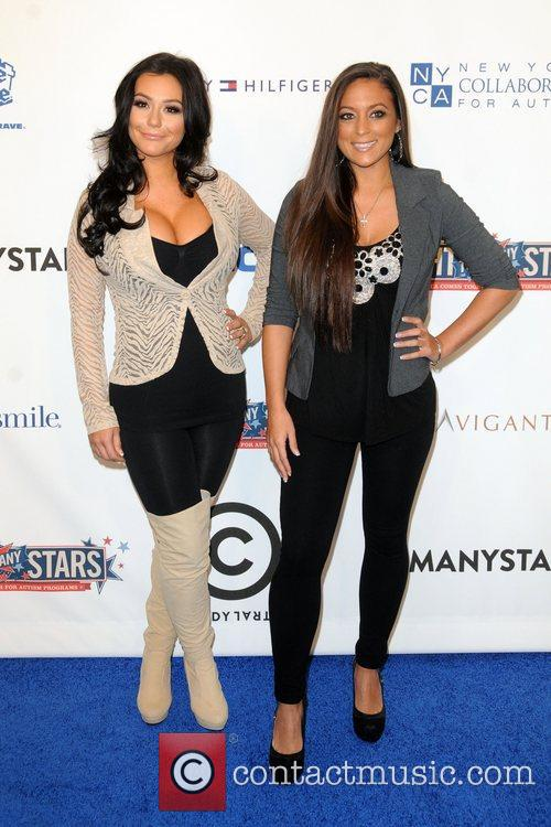 sammi giancola and jenni farley attends the 4124811