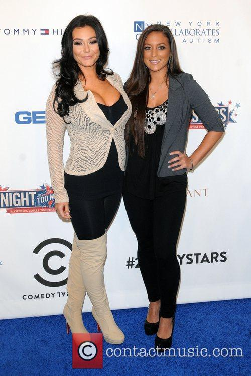 Sammi Giancola and Jenni Farley 5