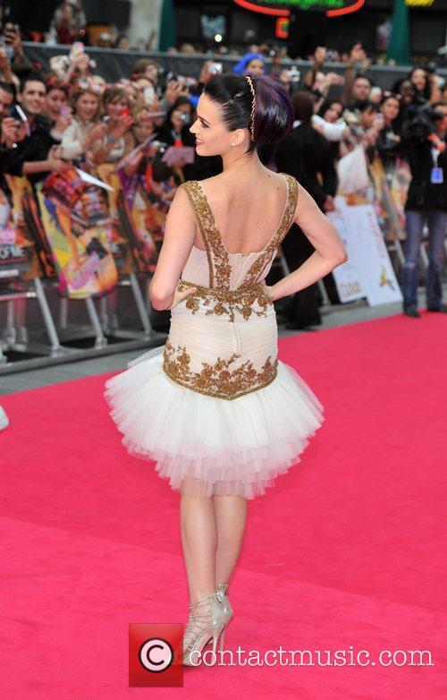 Katy Perry and Empire Leicester Square 7
