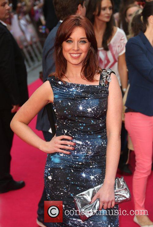 Anna Nightingale UK premiere of Katy Perry Part...