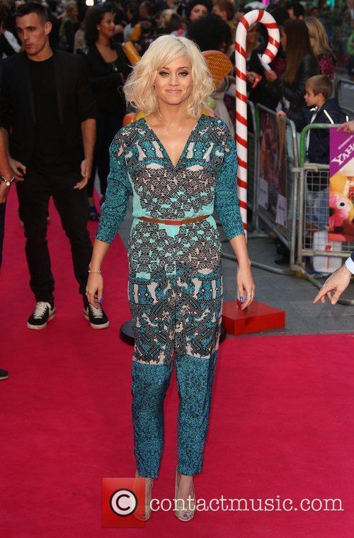 Kimberly Wyatt UK premiere of Katy Perry Part...