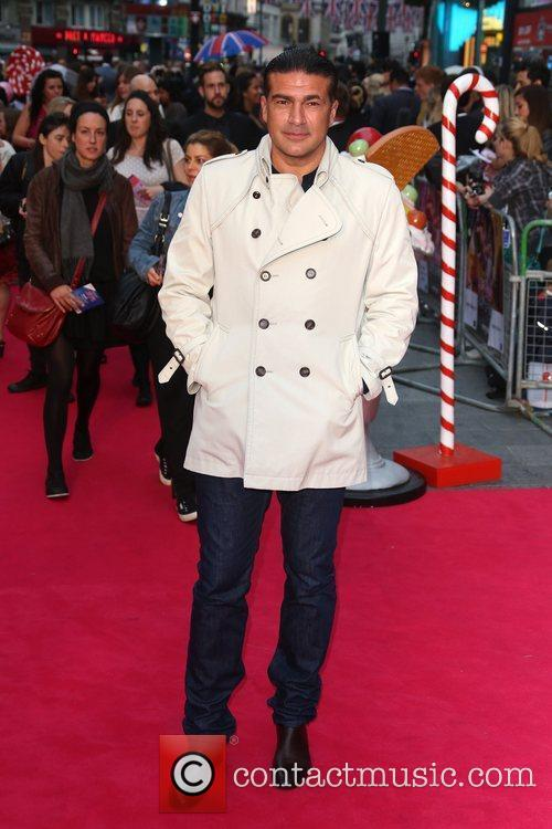 tamer hassan uk premiere of katy perry 5873495