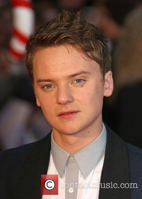 Conor Maynard UK premiere of Katy Perry Part...