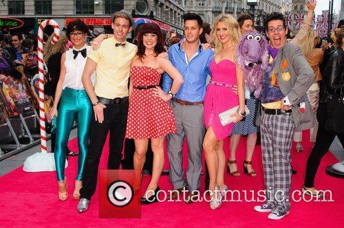 Go Go Go UK premiere of Katy Perry...
