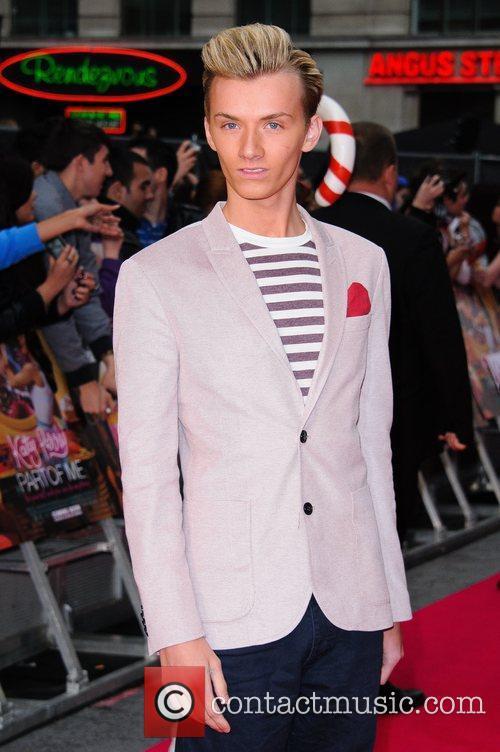 Harry Derbridge UK premiere of Katy Perry Part...