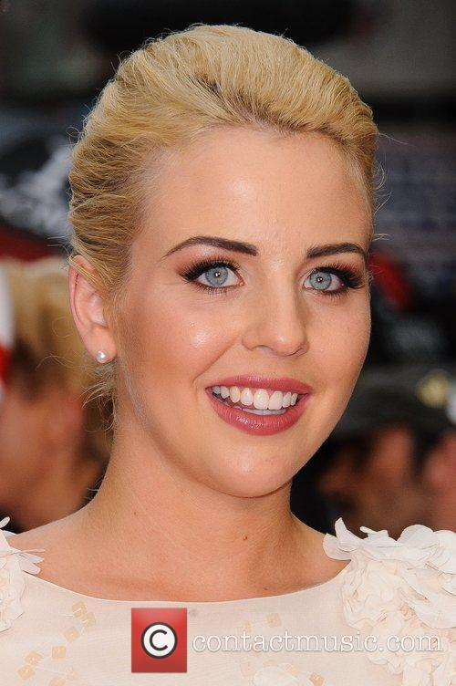 Lydia Rose Bright UK premiere of Katy Perry...