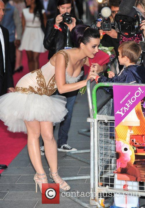 Katy Perry and Empire Leicester Square 16
