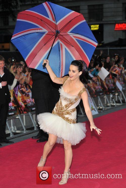 Katy Perry and Empire Leicester Square 20