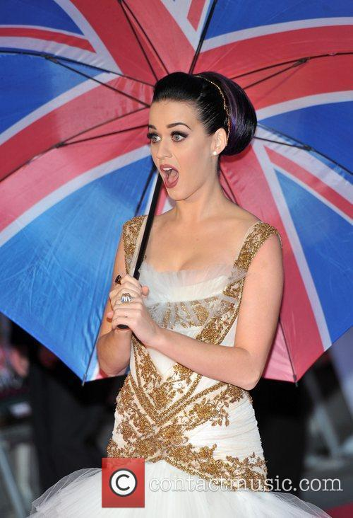 Katy Perry and Empire Leicester Square 21