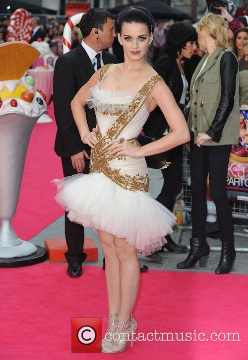 Katy Perry and Empire Leicester Square 24