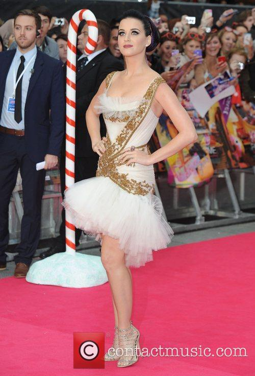 Katy Perry and Empire Leicester Square 26