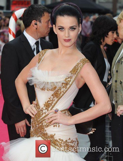 Katy Perry and Empire Leicester Square 27