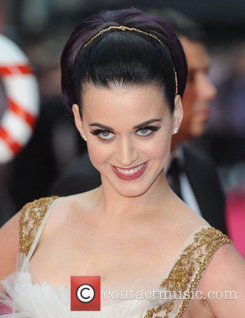 Katy Perry and Empire Leicester Square 28