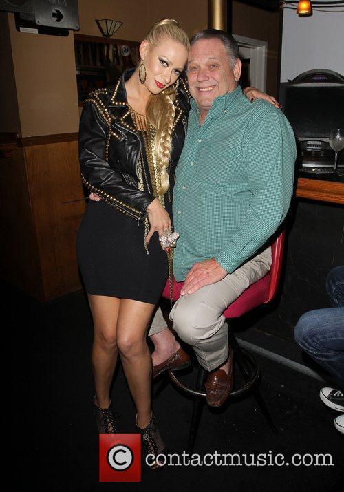 Kaya Jones and VIP Club owner Kaya Jones...