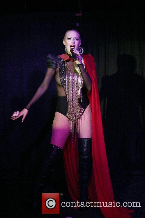 Kaya Jones Kaya Jones CD Release Party held...