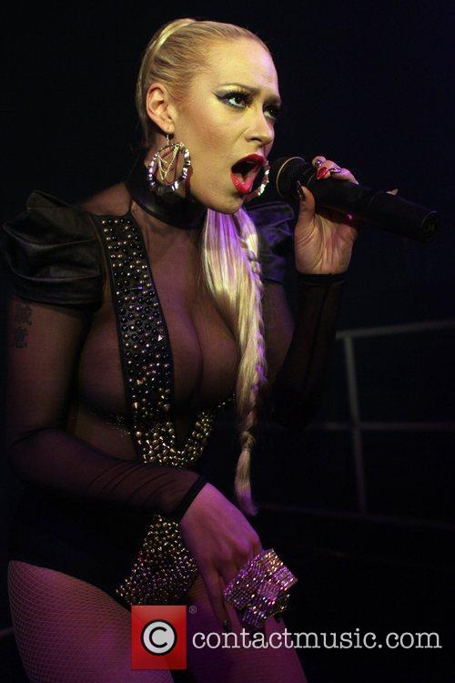 Kaya Jones CD Release Party held at the...