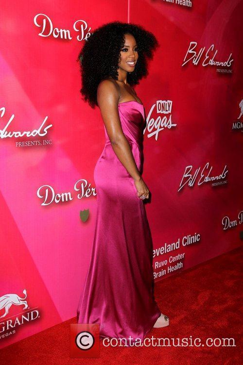 Kelly Rowland 'Keep Memory Alive' Gala held at...