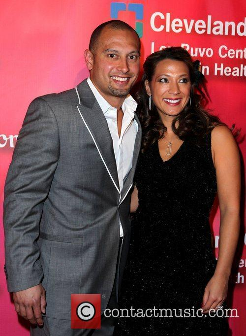 Shane Victorino and guest 'Keep Memory Alive' Gala...