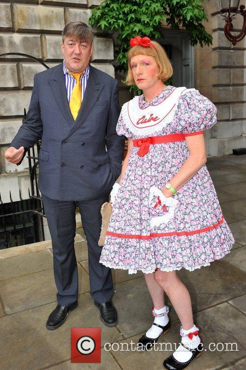 Stephen Fry and Grayson Perry 2