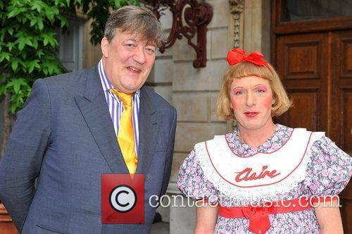Stephen Fry and Grayson Perry 3