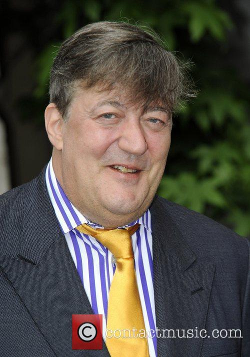 Stephen Fry The Royal Academy of Arts unveils...