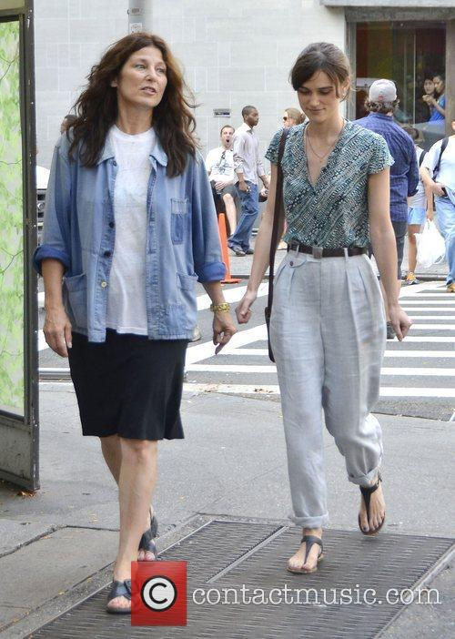 Keira Knightley and Catherine Keener 3