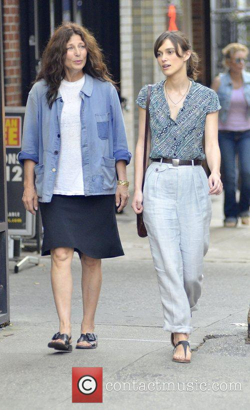 Keira Knightley and Catherine Keener 5