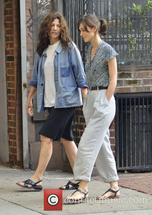 Keira Knightley and Catherine Keener 6