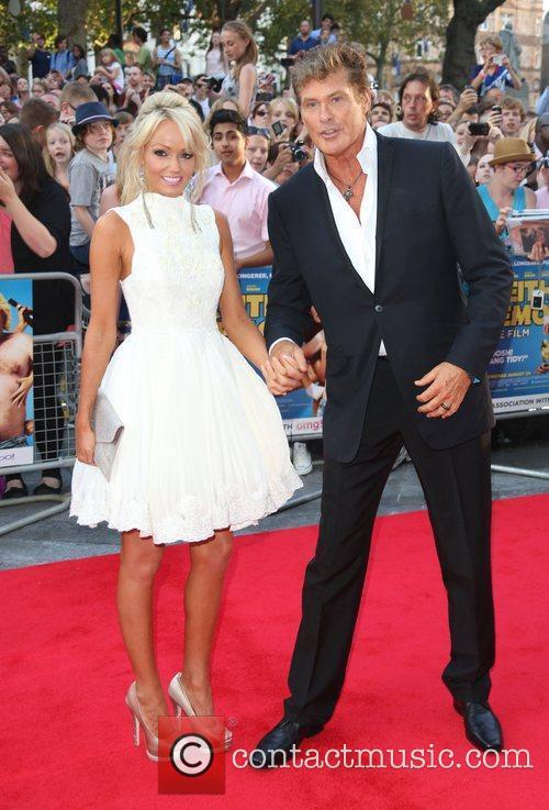 The World premiere of Keith Lemon the Film...