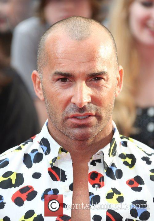 Louie Spence and Odeon West End 1