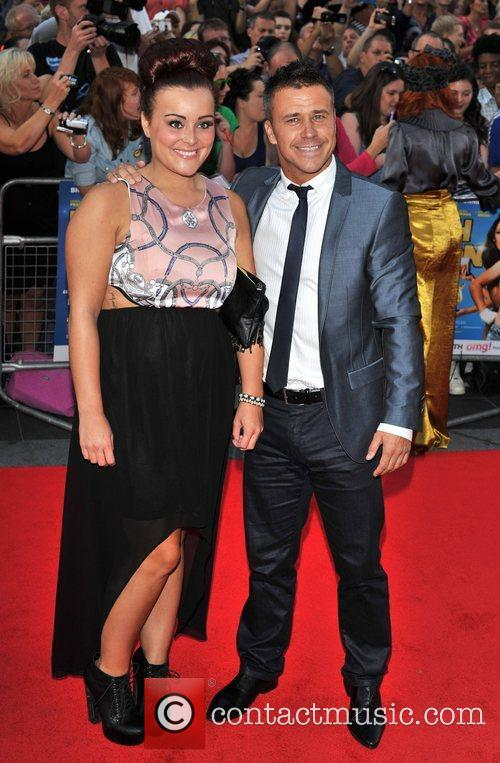Guests 'Keith Lemon the Film' World premiere held...