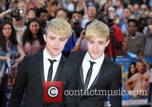 Jedward and Odeon West End 5