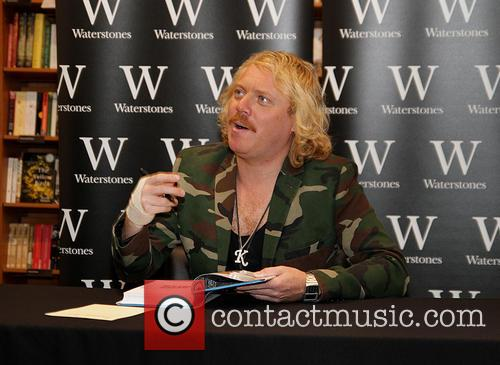 Keith Lemon and Being Keith' Waterstones 6