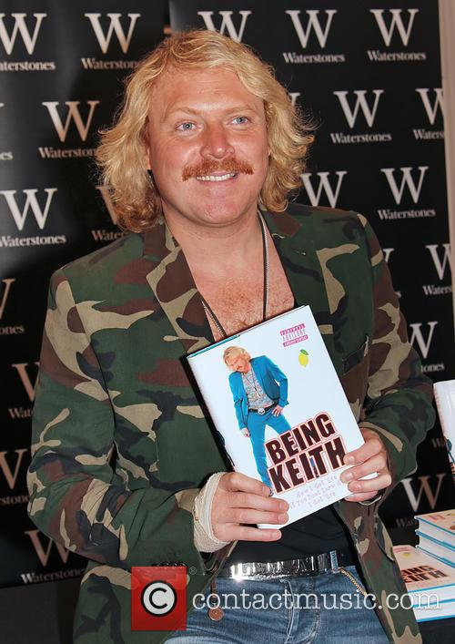 Keith Lemon and Being Keith' Waterstones 3