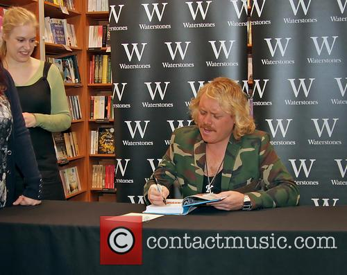 Keith Lemon and Being Keith' Waterstones 5