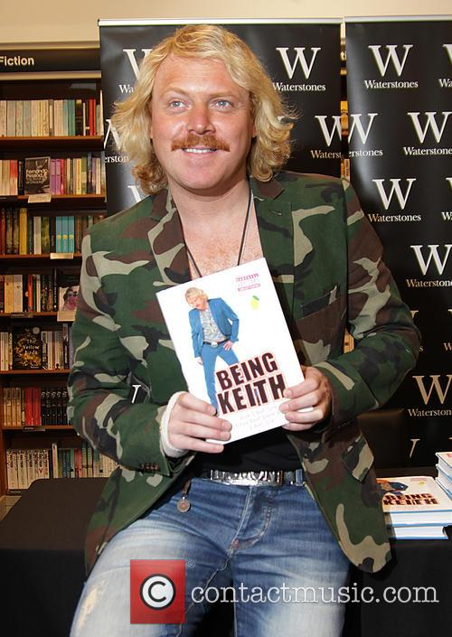 Keith Lemon and Being Keith' Waterstones 2