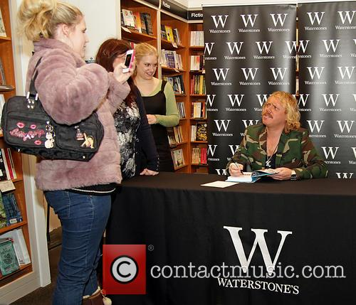 Keith Lemon and Being Keith' Waterstones 10