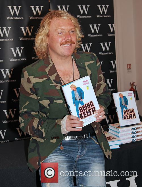 Keith Lemon and Being Keith' Waterstones 8