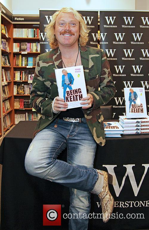 Keith Lemon and Being Keith' Waterstones 11